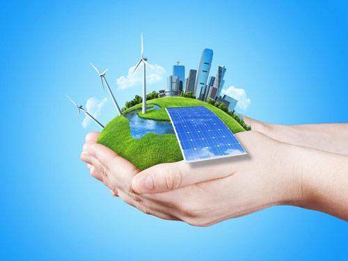 Clip Năng lượng tái tạo