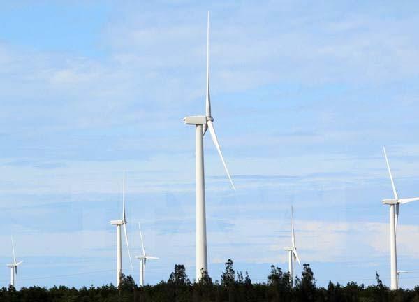 Công suất phát điện gió lần đầu tiên vượt năng lượng nguyên tử