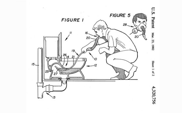 Những phát minh ngớ ngẩn nhất từng được cấp bằng sáng chế trong lịch sử loài người