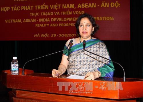 Ấn Độ – Việt Nam được ghi dấu bằng sự tin cậy mạnh mẽ